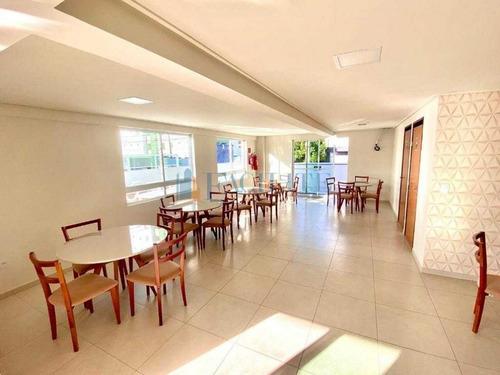 Apartamento Para Vender No Bessa, João Pessoa/pb - 23085-37198