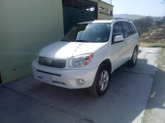 Toyota Rav 4, 2005, Límited 4 Cilindros.
