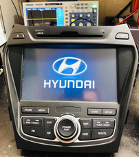 Conserto De Central Multimídia Hyundai Kia Marca Motrex Mtxt