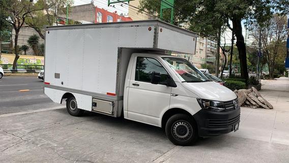 Volkswagen Transporter 2.0 Chasis Cabina Mt 2019