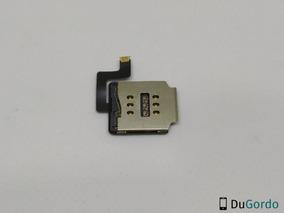 Flex Leitor Do Chip Ipad Air 5 A1574, A1475 Original
