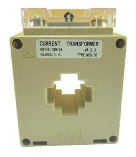 Transformador De Intensidad 100/5a Gralf 0.66/3kv Msq-30