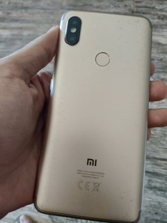 Xiaomi Redmi S2 32gb 3gb Ram - Tela Trincada - Funcionando