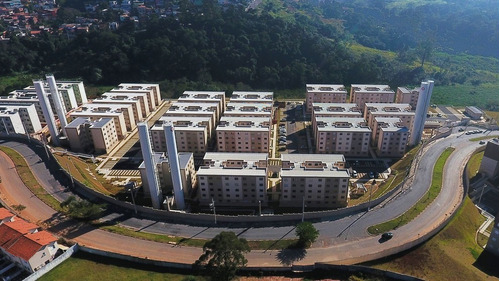 Apartamento Em Jardim Petrópolis, Cotia/sp De 46m² 2 Quartos À Venda Por R$ 159.000,00 - Ap568501