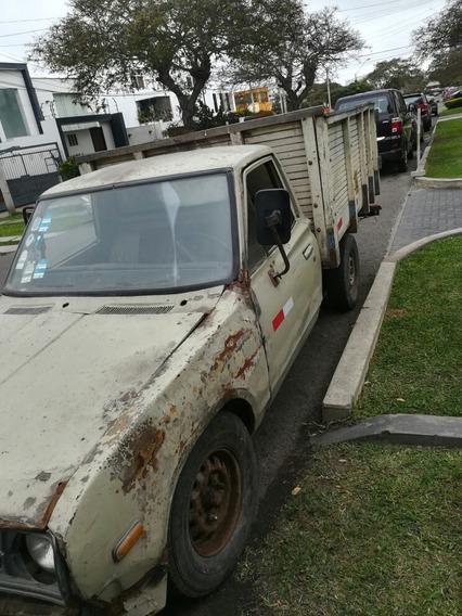 Datsun 620 Pick Up Carga