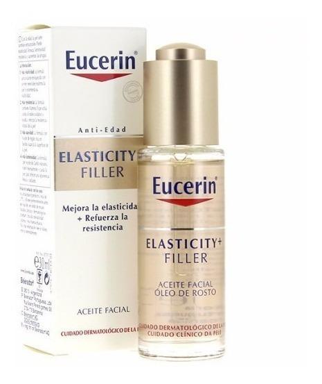Eucerin Elasticity + Filler Aceite Facial 30ml