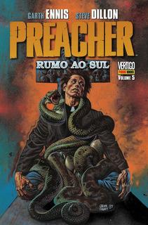 Hq Preacher Rumo Ao Sul Volume 5