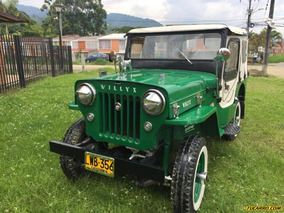 Jeep Jeep Jeep Willys 1954