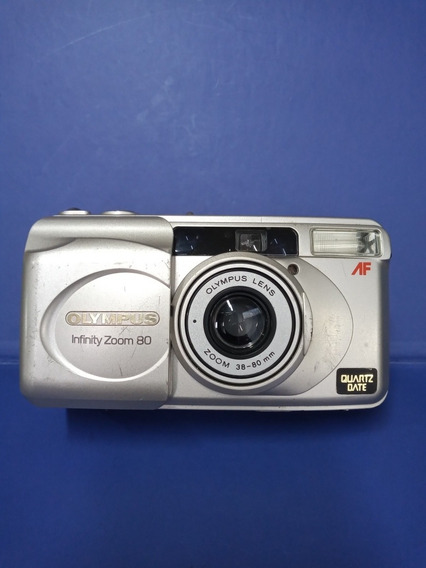 Câmera Fotográfica Analógica Olympus