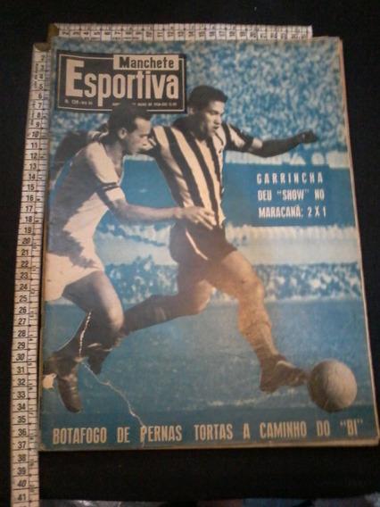 Revista Manchete Esportiva 39 1958