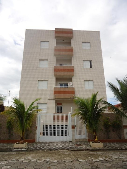 897- Apartamento Lado Praia Em Mongaguá! Financiamento Banc.