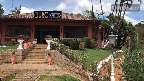 Chácara Com 8 Dormitórios À Venda, 29756 M² Por R$ 4.800.000 - Cidade Nova I - Itu/sp - Ch0023