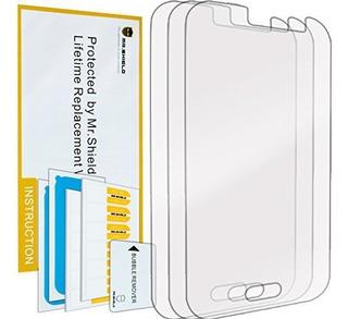 Mr Shield Para Samsung Galaxy J1 Ace Premium Clear Protector
