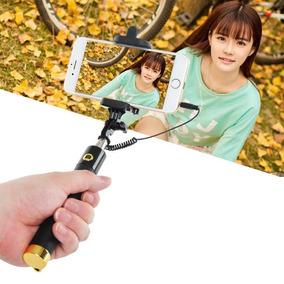 Pau De Selfie Universal Com Espelho Para Celular