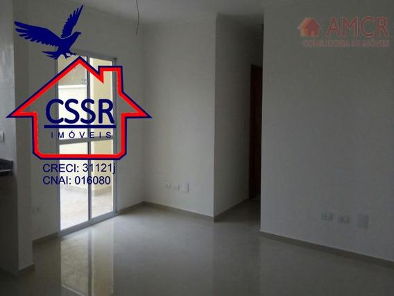 Venda De Apartamento Cobertura Em Santo André-sp - Ap00359 - 33663015
