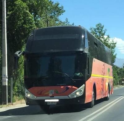 Arriendo De Buses A Turismo Colegios Empresas Industrias