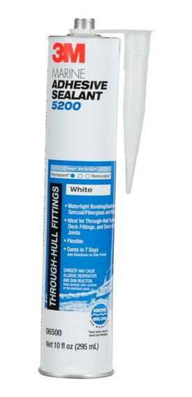 Sellador 3m 5200 Marino Blanco 0.378 L