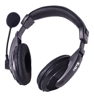 Auricular Kolke Con Microfono Kmi 102 Chat Llamadas