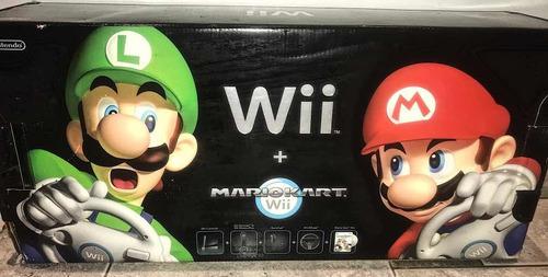 Nintendo Wii+ Accesorios + 3 Juegos Originales