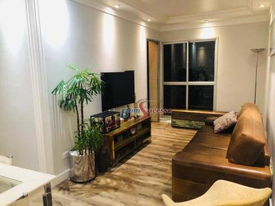 Apartamento Residencial À Venda, Vila Santa Isabel, São Paulo. - Ap1900