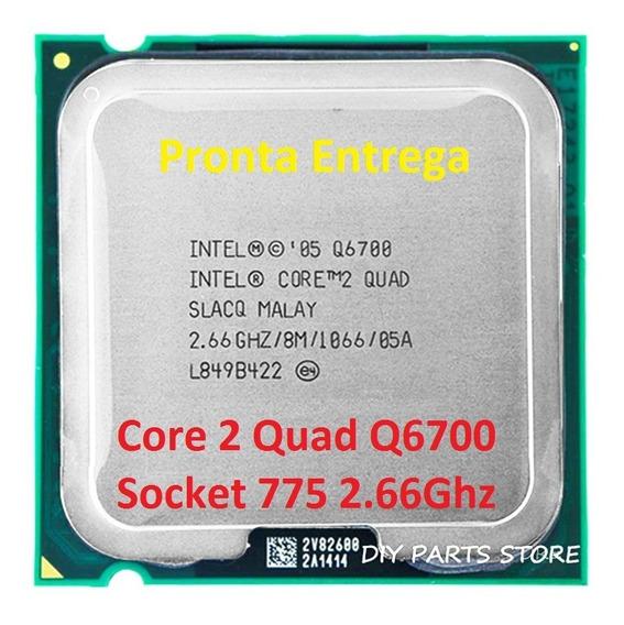 Cpu Processador Intel Core 2 Quad Q6700 2.66ghz Lga775