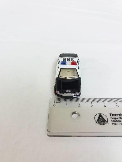 Carro Escala 1:86 Chevrolet Caprice Police. Kinsmart