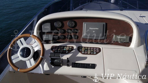 Intermarine 680 - 2 X Mtu 1150 Hp - 2009 | Nx Phantom