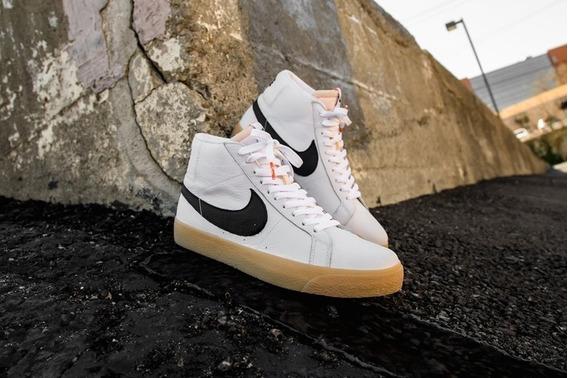 Nike Sb Zoom Blazer Mid Iso [no Air Force Air Max Jordan]