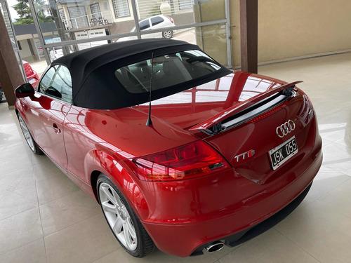 Audi Tt 2.0 T Stronic Cabriolet Unica! Igual A 0km. Slk,z4.