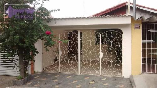Casa À Venda, 115 M² Por R$ 575.000,00 - Vila Tereza - São Bernardo Do Campo/sp - Ca0031