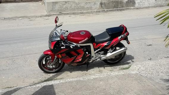 Suzuki Gsx-r 1100 Mod 1992