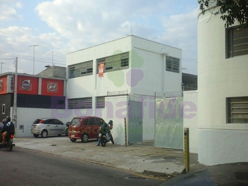Galpão Para Locação, Ponte De São João, Jundiaí. - Gl08120 - 68898685