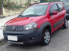 Fiat Uno 1.0 Way Flex 3p Excelente Estado Raridade Ligue Ja!
