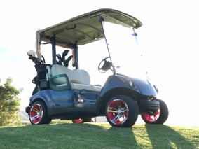 Carrito De Golf Yamaha 2012, Equipado ,baterias Al 100%
