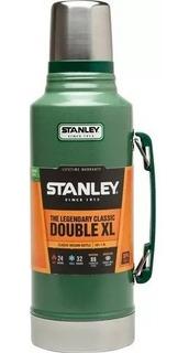 Termo Stanley Clásico Con Manija, 1 Litro, Crespo