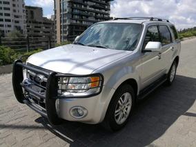 Ford Escape 2012 Limited Piel Perfecto Estado Reestrenala