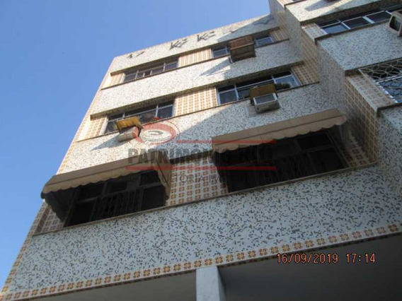 Apartamento Semi-luxo, 2qtos, Vaga De Garagem - Vista Alegre. - Paap23268