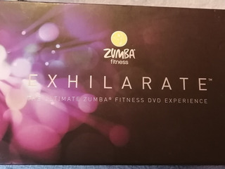 Exhilarate Zumba Fitness
