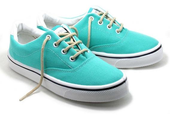 Zapatillas Panchas Nauticas :: Lona Reforzada Wembly