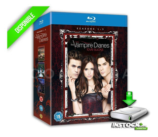 Serie The Vampire Diaries Completa Ultrahd Digital
