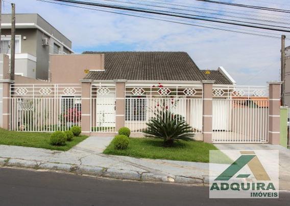 Casa Térrea Com 4 Quartos - 4472-v