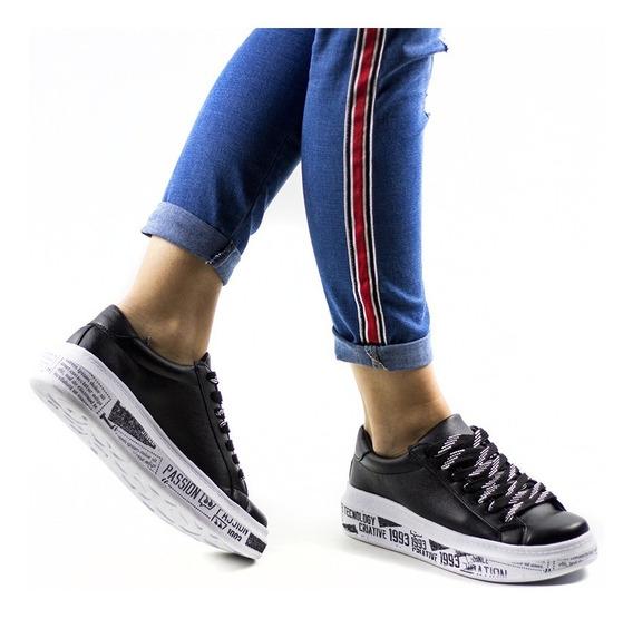 Zapatillas Mujer Plataforma Urbanas Nuevas