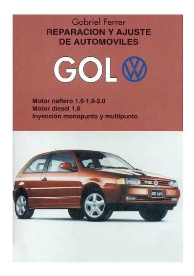 Manual Del Taller Y Reparacion Vw Gol