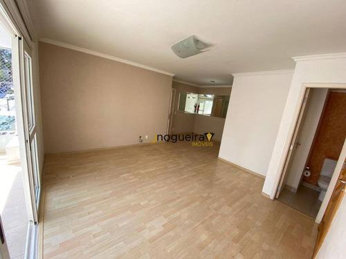 Imagem 1 de 18 de Apartamento Com 3 Dormitórios À Venda, 97 M² Por R$ 575.000,00 - Morumbi - São Paulo/sp - Ap15656
