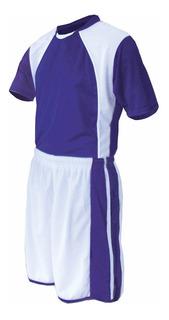 Kit Camisa Calção Fardamento Uniforme Time Futebol - Kit 11