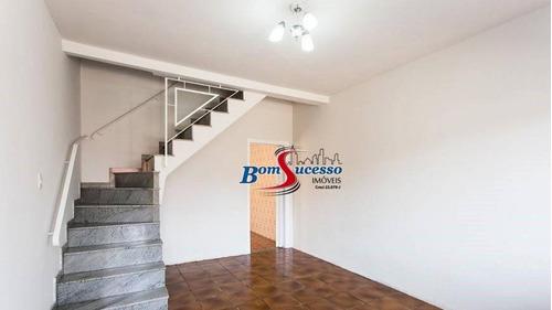 Imagem 1 de 20 de Sobrado Com 2 Dormitórios À Venda, 120 M² Por R$ 570.000 - Tatuapé - São Paulo/sp - So1629
