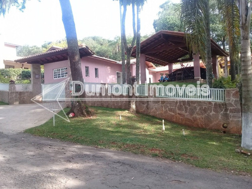Imagem 1 de 14 de Linda Casa Em Condominio Alto Padrão Ibiúna . Cód 39.