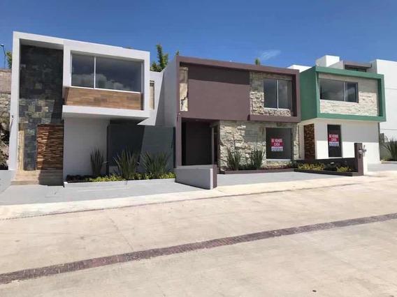 Venta Hermosa Casa Nueva En Altozano Morelia Plusvalia