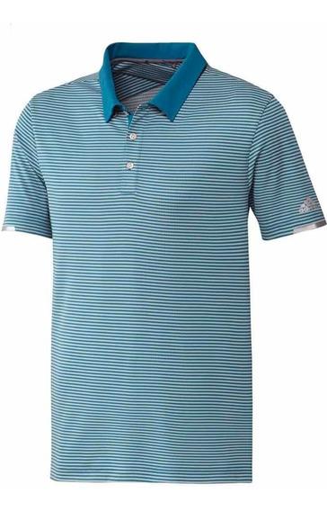 Playera Polo adidas Climachill 100% Original Golf Hombre Akw