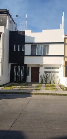 Casa En Renta La Cima De Zapopan, Zapopan Jal.